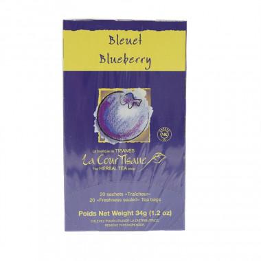 Blueberry Herbal Tea 20 Bags