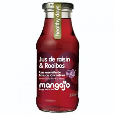 Boisson Rooibos & Raisin Mangajo 250ml