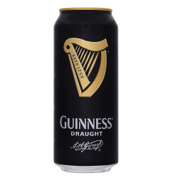 Guinness Draught 50cl 4.2°