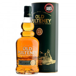 Old Pulteney 21 Years Old 70cl 46°
