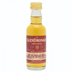 Glendronach 12 Years Old Miniature 5cl 43°