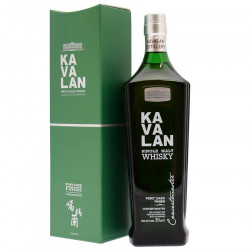 Kavalan Concertmaster Port Cask Finish 70cl 40°