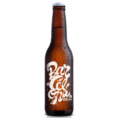 Barcelona Beer 33cl 5°