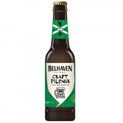 Belhaven Craft Pilsner 33cl 4.8°