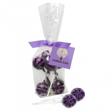 Sucettes Very Berry x 8 Mallow Tree 220g
