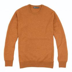 Best Yarn Round Collar Mustard Sweater