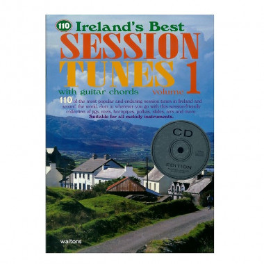 110 Traditional and Popular Irish Tunes