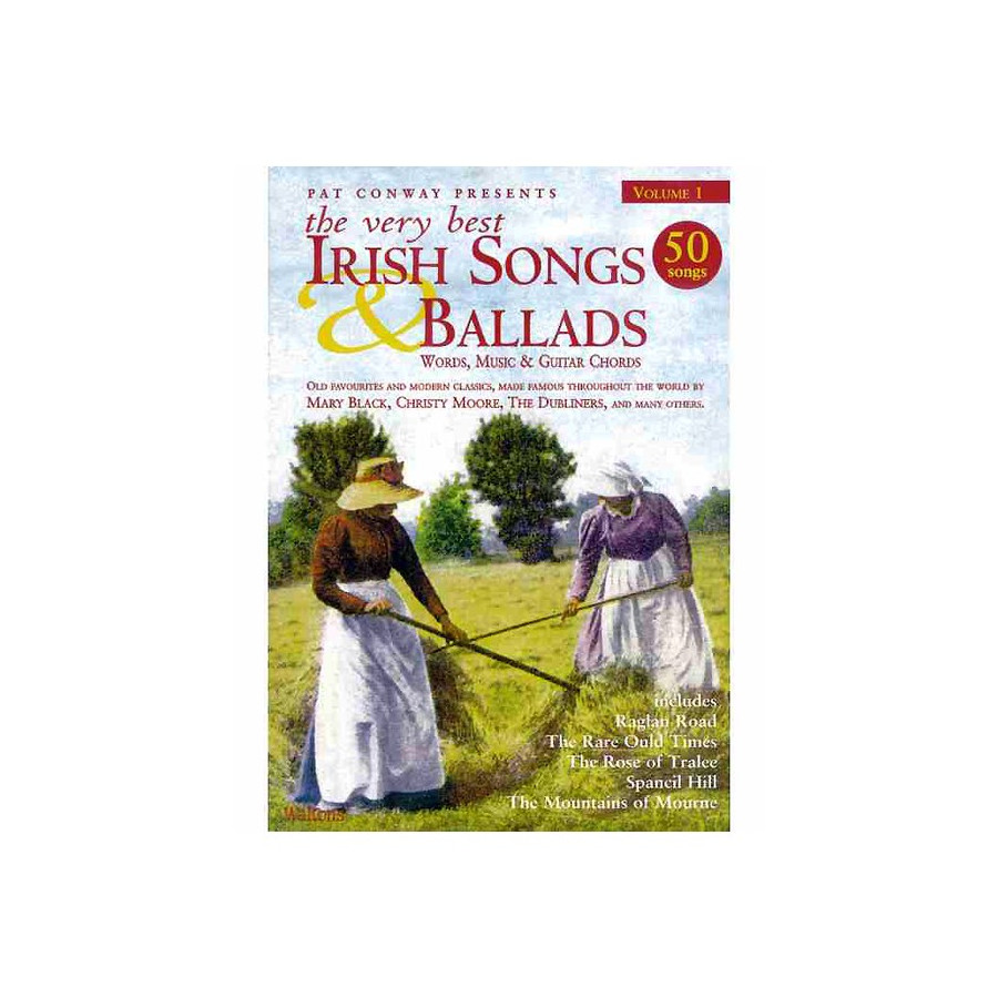 Irish Songs & Ballads Volume 1