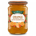 Orange & Champagne Marmalade Mackays 340g