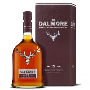 Dalmore 12 Years Old Liter 40°
